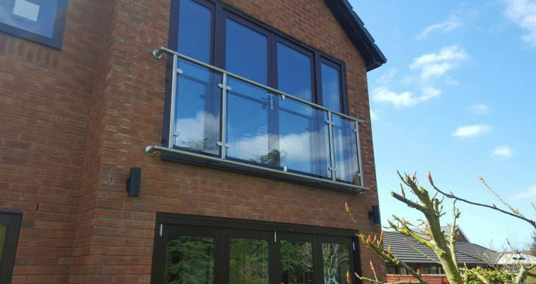 Balconies, Balustrades & Handrails